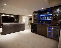home basement designs supreme awesome mini bar set with stone wall