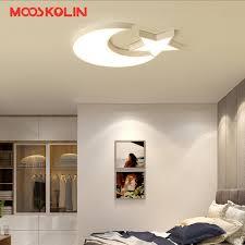chambre a coucher des enfants moderne led plafond lumières pour chambre à coucher de l enfant