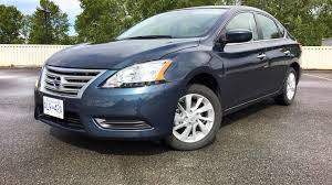 2015 nissan sentra sv 6 speed manual test drive review