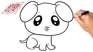 puppy drawing shimosoku biz