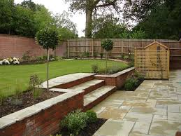 Split Level Garden Ideas Sloping Garden Design Ideas Houzz Design Ideas Rogersville Us