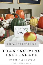 diy thanksgiving place cards template birkley interiors