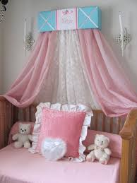 Girls Bed Curtain 126 Best Baby Images On Pinterest Bed Canopies White Sheer
