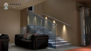Illuminated Handrail 3d Video Animation The Logan Illuminated Handrail System Youtube