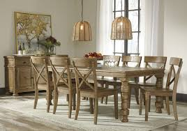 models light wood dining room sets oak finish casual table