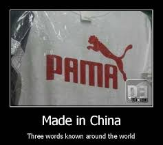 Made In China Meme - puma made in china funny memes pics bajiroo com