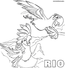 rio coloring pages cool pj4 debbiegeorgatos