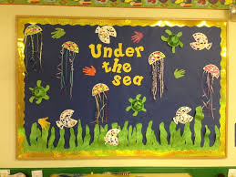 Classroom Soft Board Decoration Ideas Best 25 Ocean Bulletin Boards Ideas On Pinterest Sea Bulletin