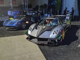 pagani zonda revolucion pagani zonda revolucion madwhips