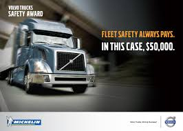 volvo gm heavy truck volvo trucks safety award winners oehl transport and stagecoach