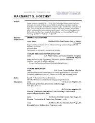 resume profile vs resume objective resume profile skills profile resume exles resume objective for