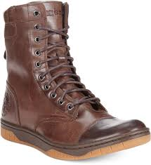 buy boots shoes diesel tatradium basket butch zip leather boots shoes where to