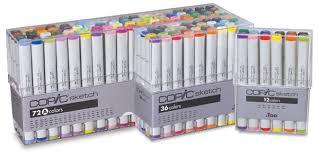 copic sketch markers blick art materials