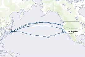map us japan japan u s cable selects ciena for trans pacific 100g submarine