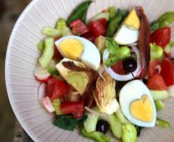 recette cuisine nicoise vraie salade niçoise recette de vraie salade niçoise marmiton