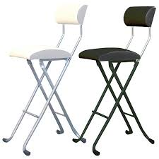 awesome chair design ideas high folding chair with footrest high