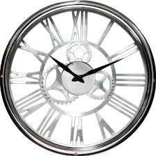 modern wall clocks uk u0027white arti u0026 mestieri clock u0027