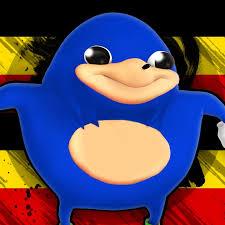 Blue Meme - nibroc rock on twitter knuckles uganda clan meme render i caved