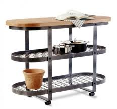 Wood Top Kitchen Island by Kitchen Exquisite Stainless Steel Kitchen Island Regarding