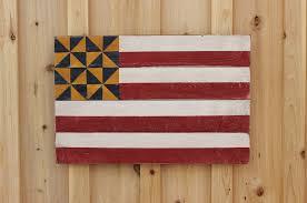 Design Of American Flag Tweetle Dee Design Co American Flag Barn Quilts