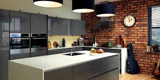 modern looking kitchens bathroom exciting grey floor kitchen table image cupboards