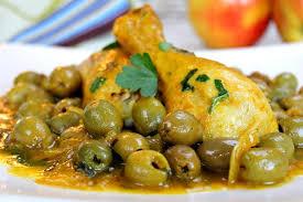 Tajine de poulet aux olives au Thermomix TM5 TM31