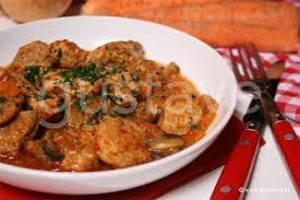 cuisiner du veau en morceau veau marengo la recette gustave