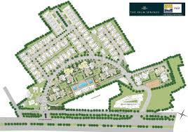 emaar the palm springs villa in sector 54 gurgaon price