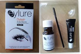 Mascara That Dyes Your Eyelashes Beauty And The Blogger How To Dye Your Own Eyebrows