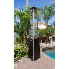 Fire Sense Hammer Tone Bronze Commercial Patio Heater by Tips Heaters At Lowes Propane Patio Heater Fire Sense Propane