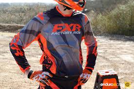 fxr motocross gear enduro21 tested u2014 fxr blade carbon helmet and mission racewear