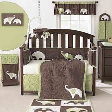 Nursery Bedding Sets Boy by Elephant Crib Bedding Boy Baby Crib Design Inspiration