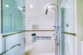 frameless pictures frameless steam shower enclosures dc frameless glass shower doors