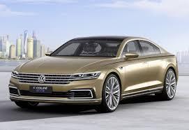 volkswagen audi car vw unveils first vehicle using audi mlb platform car pro