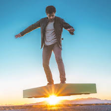 lexus hoverboard technology hoverboard design dezeen