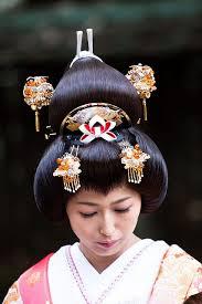 best 25 geisha hair ideas on geisha s