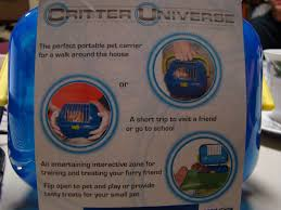 at the fence critter universe cage top transporter review and
