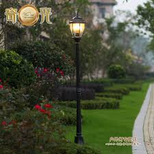 Residential Outdoor Light Poles Residential Lawn L Lighting Outdoor Garden Lights High
