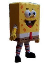Spongebob Squarepants Halloween Costumes Coolest Spongebob Squarepants Halloween Costume Spongebob