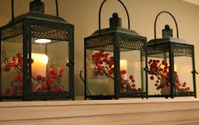 Metal Christmas Light Decorations by 65 Amazing Christmas Lanterns For Indoors And Outdoors Digsdigs
