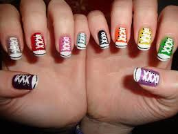 129 best cute nails images on pinterest make up hairstyles and