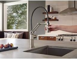 reviews kitchen faucets brizo kitchen faucet reviews buying guide 2018 faucet mag