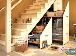 under stairs diy storage solutions furniture small and simple wine