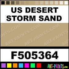 us desert storm sand military model metal paints and metallic
