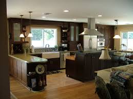 Contrasting Kitchen Cabinets Kitchen Remodels Custom Cabinetry