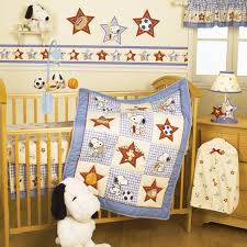 Baby Crib Decoration by Baby Nursery Fetching Image Of Blue And White Baby Nursery Room