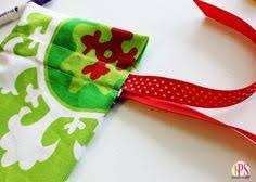 how to make your own fabric gift bags fabric gift bags green