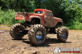 mega truck mega orange u2013 mega truck trigger king rc u2013 radio controlled