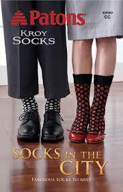 pattern kroy socks yarnspirations com patons socks in the city pattern books