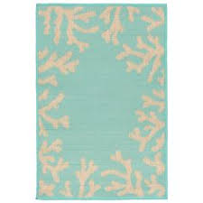 Coral Outdoor Rug Dragonfly Outdoor Rug In Marine Thos Baker Outdoor Rugs At